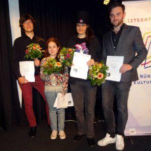 Fränkischer Preis für junge Literatur