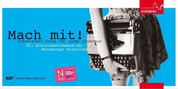 31. Literaturpreis der Nürnberger Kulturläden