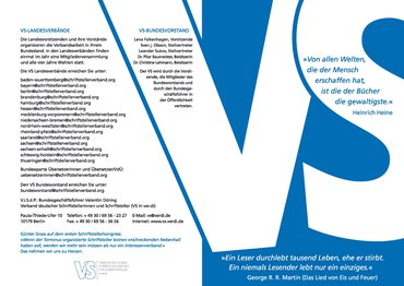 VS-Faltblatt